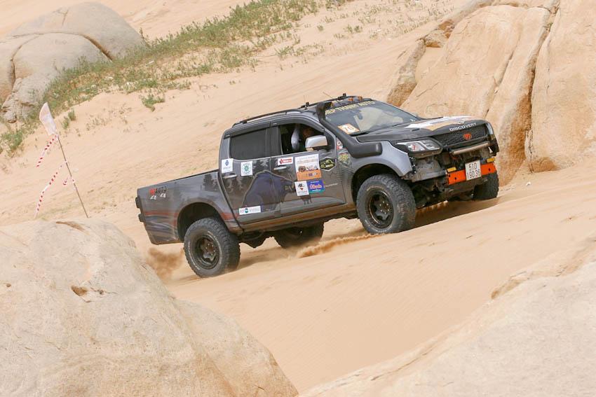 giải đua xe địa hình trên cát Mui Dinh Challenge 2019 23