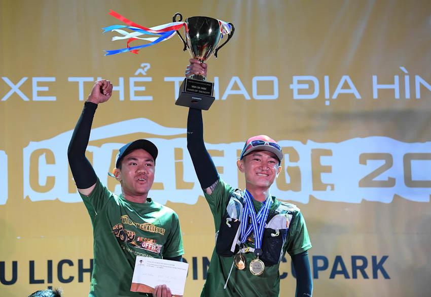 giải đua xe địa hình trên cát Mui Dinh Challenge 2019 3