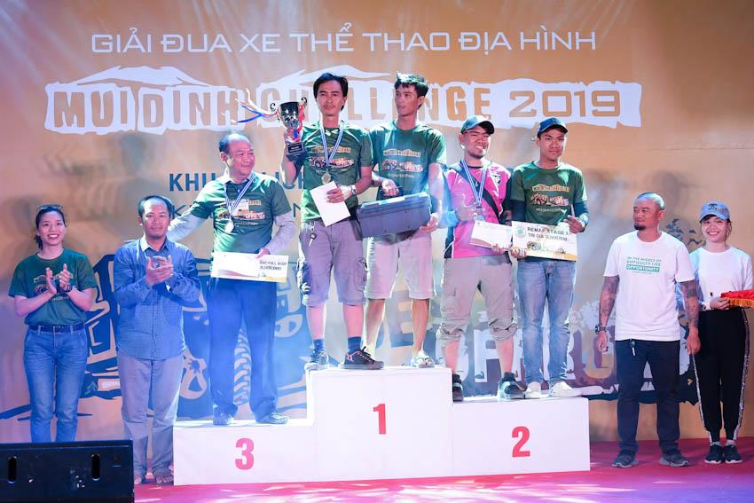 giải đua xe địa hình trên cát Mui Dinh Challenge 2019 4