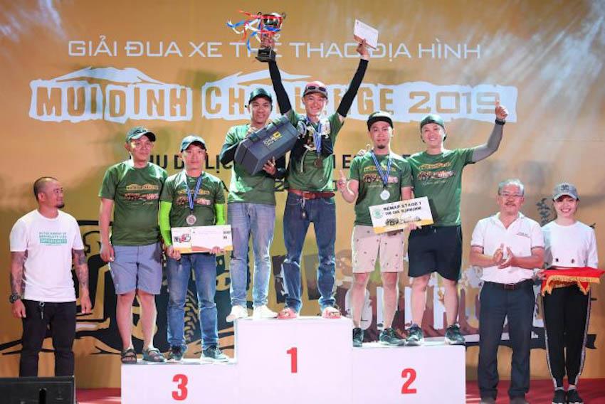 giải đua xe địa hình trên cát Mui Dinh Challenge 2019 5