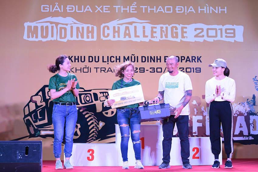 giải đua xe địa hình trên cát Mui Dinh Challenge 2019 6