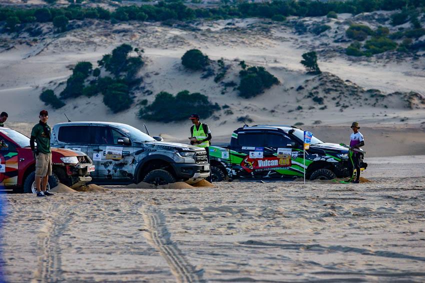 giải đua xe địa hình trên cát Mui Dinh Challenge 2019 9