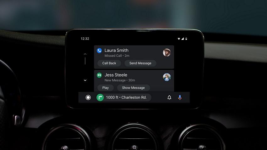 Google giới thiệu bản cập nhật mới của Android Auto 5