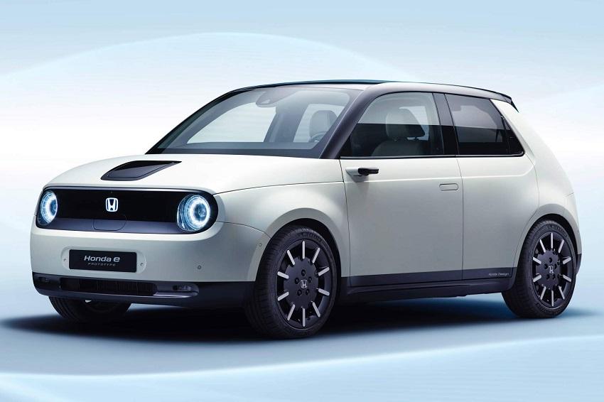 Honda tiết lộ tên gọi chính thức của mẫu xe điện Urban EV 3