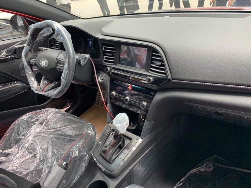 hình ảnh thực tế Hyundai Elantra Sport 2019 2