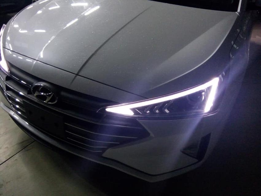 hình ảnh thực tế Hyundai Elantra Sport 2019 5