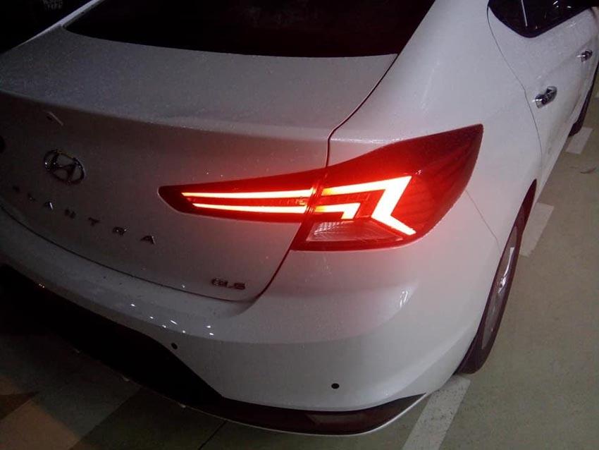 hình ảnh thực tế Hyundai Elantra Sport 2019 6
