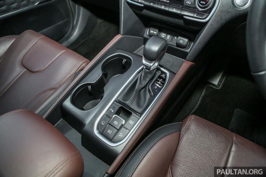 Hyundai Santa Fe TM tại Malaysia có gì khác biệt so với thị trường Việt Nam? 11