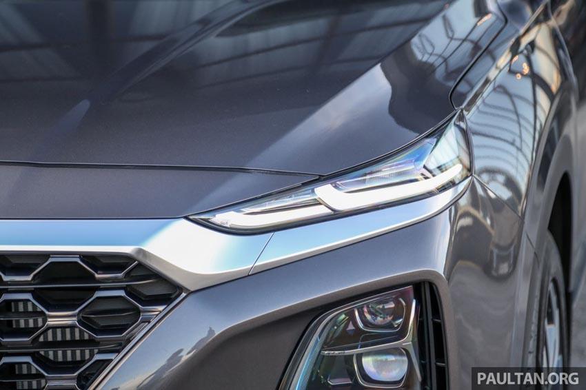 Hyundai Santa Fe TM tại Malaysia có gì khác biệt so với thị trường Việt Nam? 6