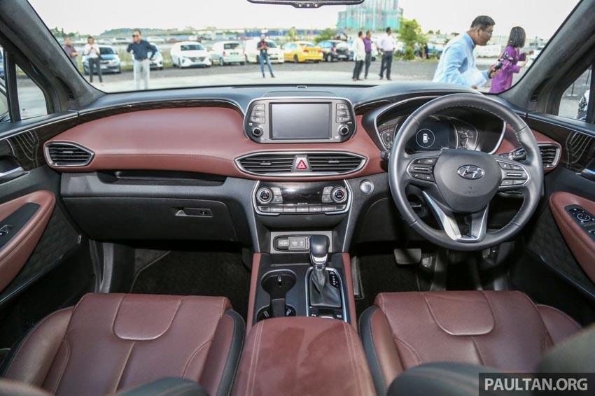 Hyundai Santa Fe TM tại Malaysia có gì khác biệt so với thị trường Việt Nam? 8