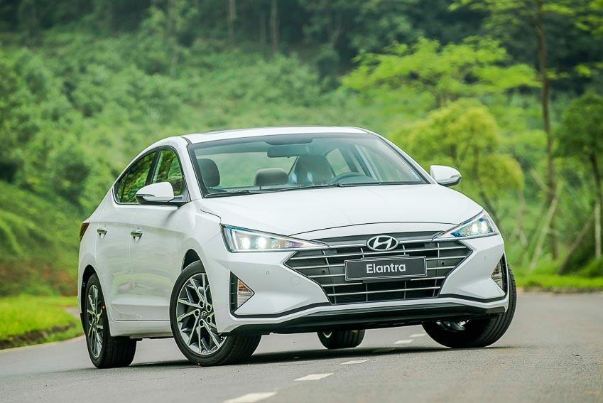 Hyundai trình làng Elantra và Tucson 2019 tại Việt Nam 5