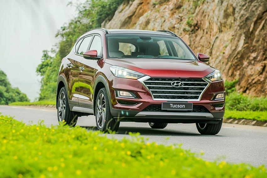 Hyundai trình làng Elantra và Tucson 2019 tại Việt Nam 25