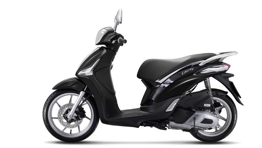 Piaggio Việt Nam ra mắt Liberty One iGet 125cc giá 48,9 triệu đồng 5