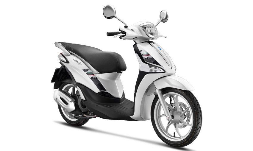 Piaggio Việt Nam ra mắt Liberty One iGet 125cc giá 48,9 triệu đồng 2