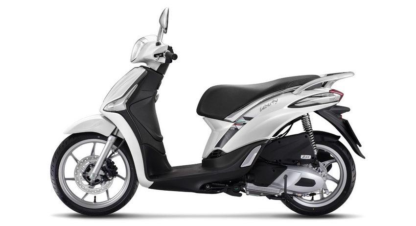 Piaggio Việt Nam ra mắt Liberty One iGet 125cc giá 48,9 triệu đồng 3