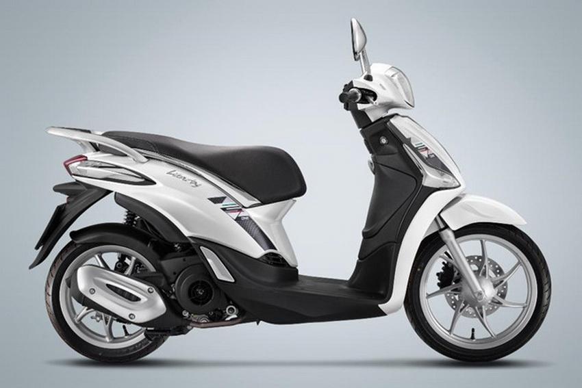 Piaggio Việt Nam ra mắt Liberty One iGet 125cc giá 48,9 triệu đồng 6