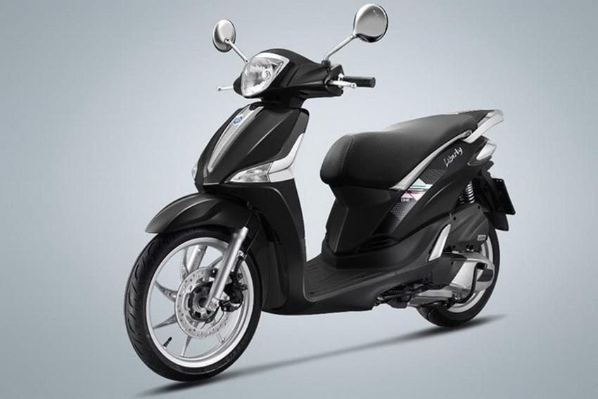 Piaggio Việt Nam ra mắt Liberty One iGet 125cc giá 48,9 triệu đồng 1