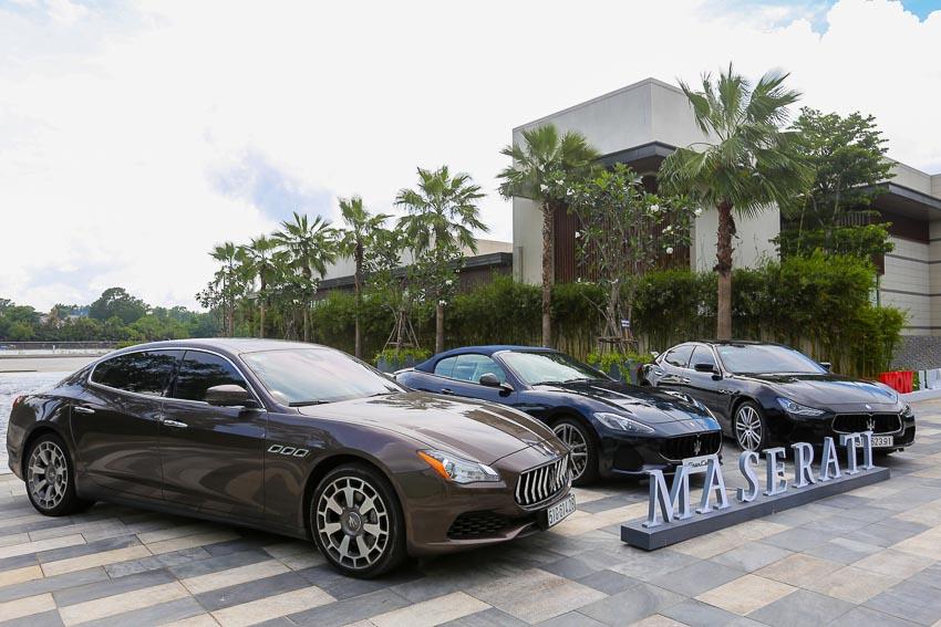 Maserati đồng hành cùng chương trình Summer Wanderlust 1