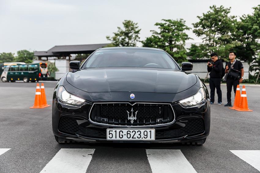 Maserati đồng hành cùng chương trình Summer Wanderlust 12