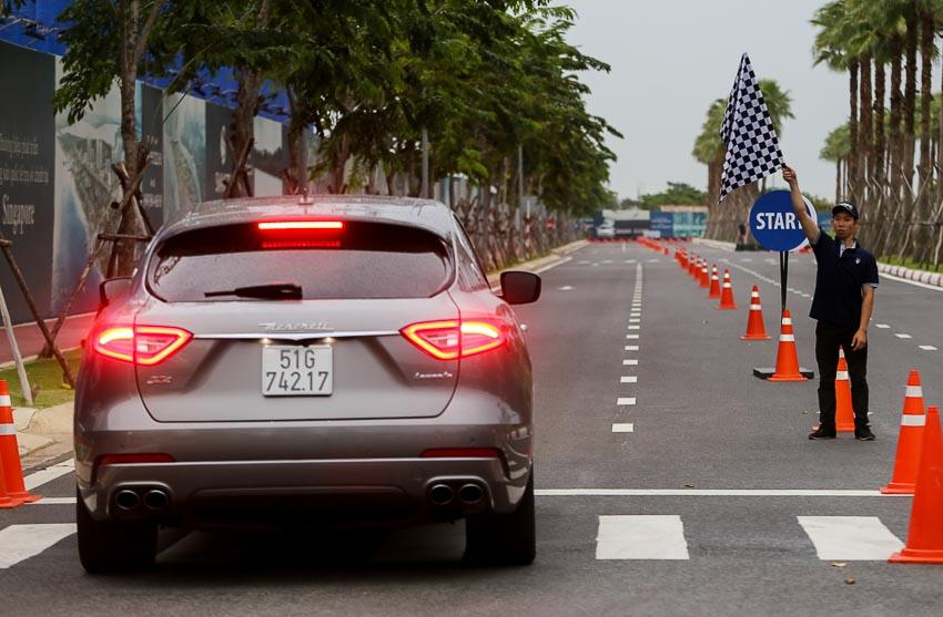Maserati đồng hành cùng chương trình Summer Wanderlust 15