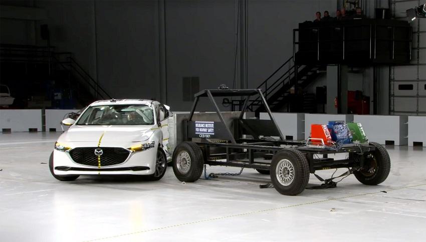 Mẫu xe Mazda3 2019 phiên bản mới
