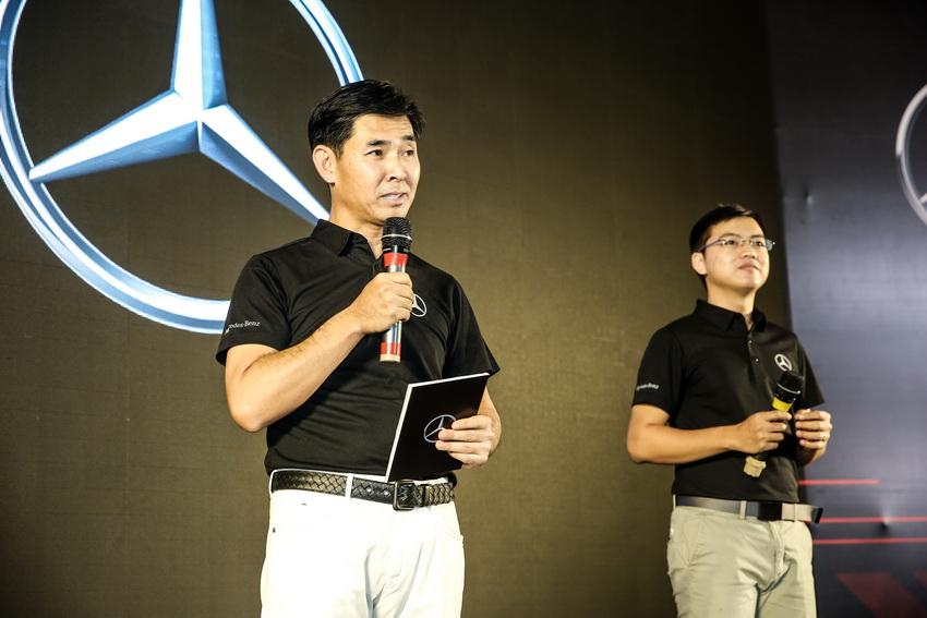 Học viện lái xe an toàn Mercedes-Benz Driving Academy 2019 tại Hà Nội 3