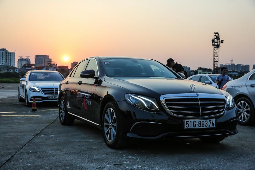 Học viện lái xe an toàn Mercedes-Benz Driving Academy 2019 tại Hà Nội 12