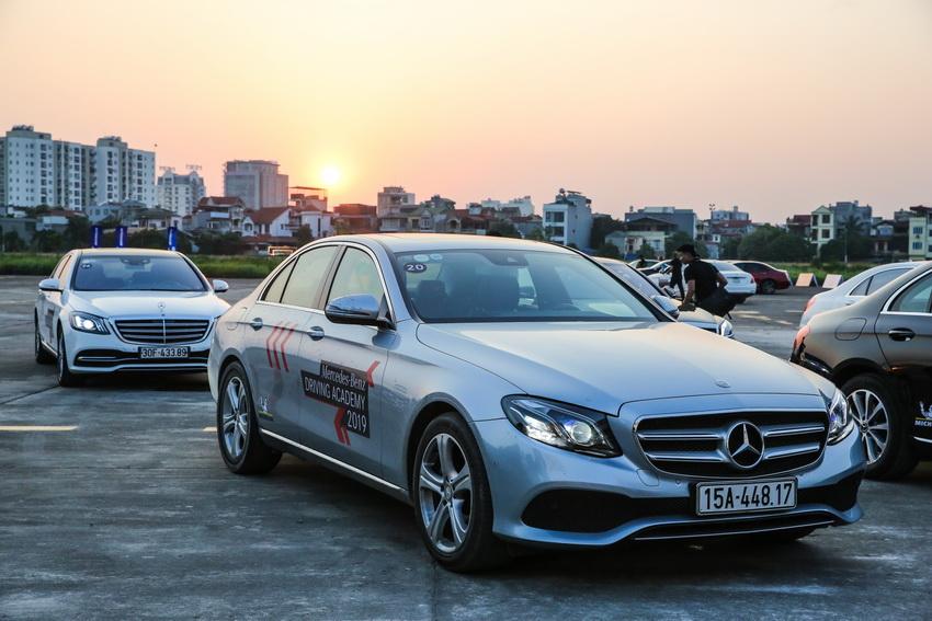 Học viện lái xe an toàn Mercedes-Benz Driving Academy 2019 tại Hà Nội 11