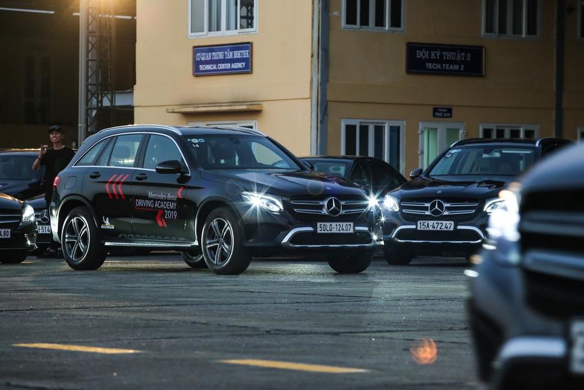 Học viện lái xe an toàn Mercedes-Benz Driving Academy 2019 tại Hà Nội 6