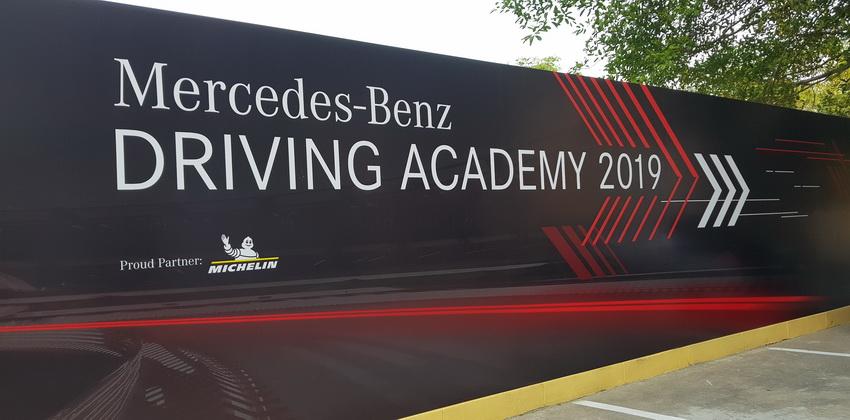 Học viện lái xe an toàn Mercedes-Benz Driving Academy 2019 tại Hà Nội 18