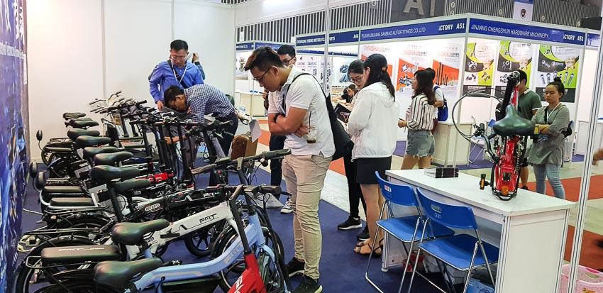 Khai mạc triển lãm Saigon Autotech & Accessories 2019 8