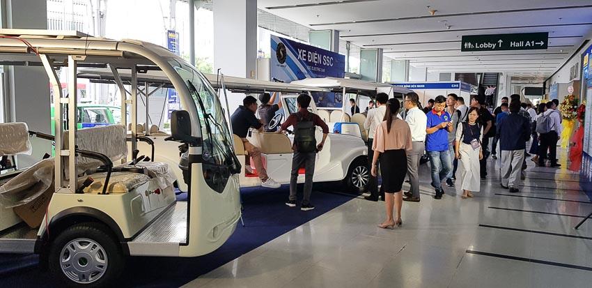Khai mạc triển lãm Saigon Autotech & Accessories 2019 9