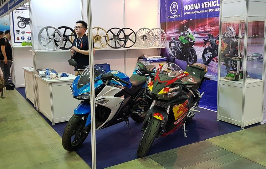 Khai mạc triển lãm Saigon Autotech & Accessories 2019 20