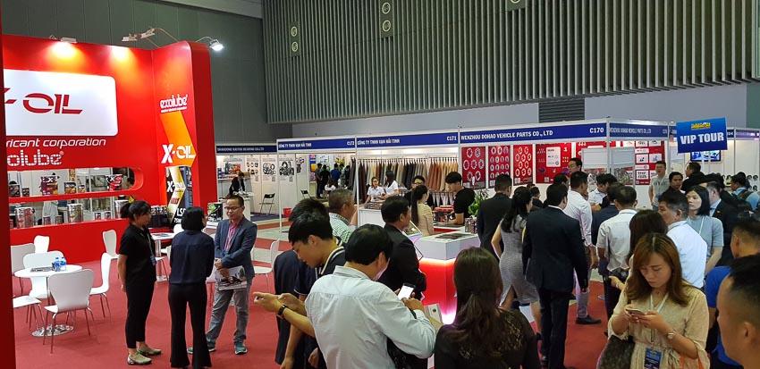 Khai mạc triển lãm Saigon Autotech & Accessories 2019 11