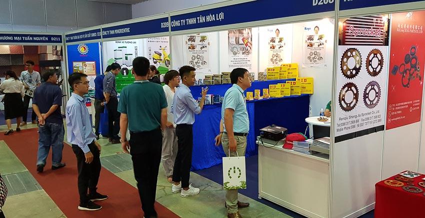 Khai mạc triển lãm Saigon Autotech & Accessories 2019 12