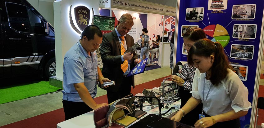 Khai mạc triển lãm Saigon Autotech & Accessories 2019 15