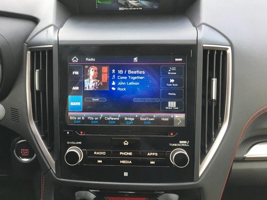 So sánh Toyota RAV4 và Subaru Forester 11