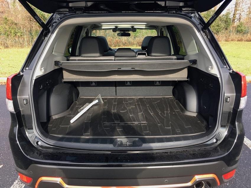 So sánh Toyota RAV4 và Subaru Forester 18