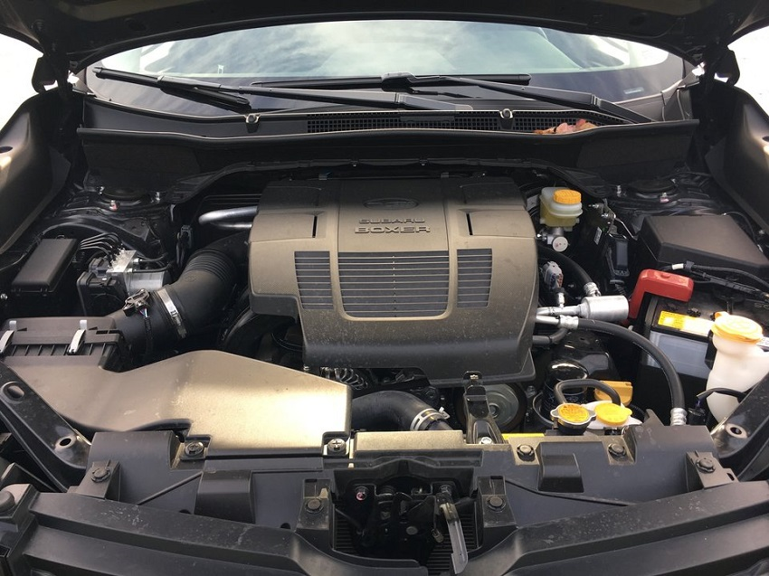 So sánh Toyota RAV4 và Subaru Forester 19