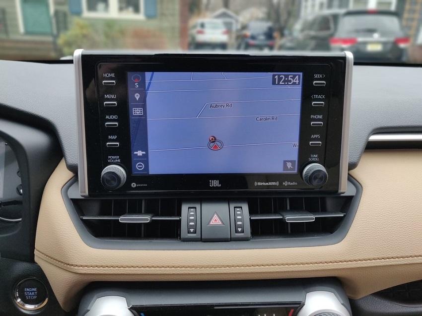 So sánh Toyota RAV4 và Subaru Forester 30