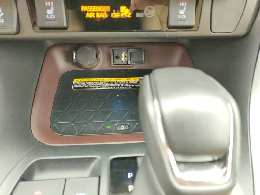 So sánh Toyota RAV4 và Subaru Forester 34