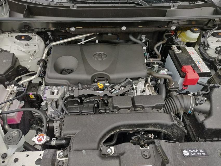So sánh Toyota RAV4 và Subaru Forester 41