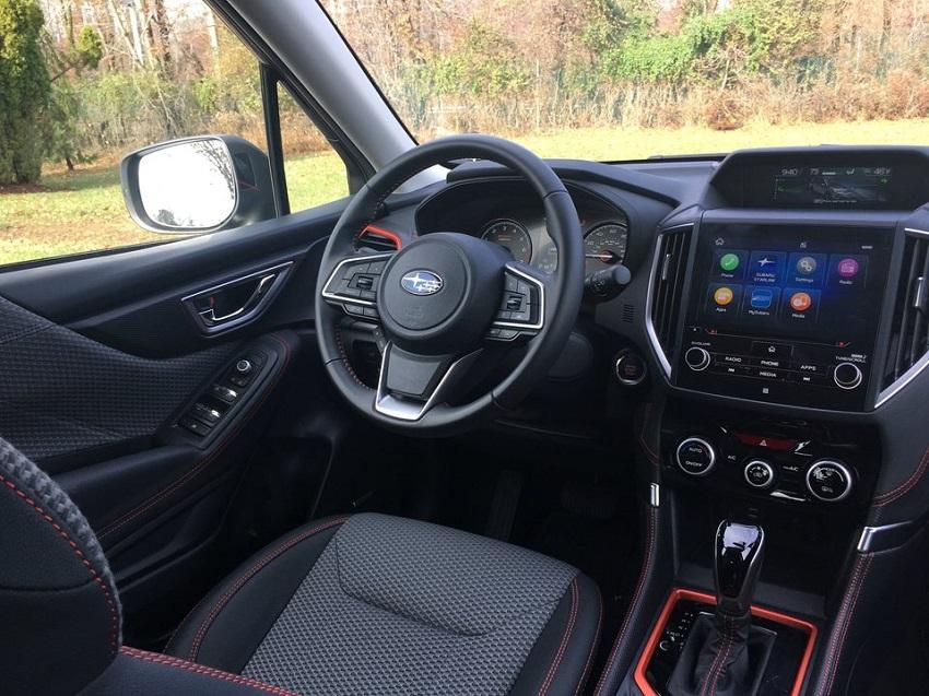 So sánh Toyota RAV4 và Subaru Forester 9