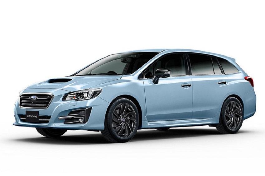 Subaru giới thiệu hai phiên bản mới của dòng Levorg tại thị trường Nhật Bản 1