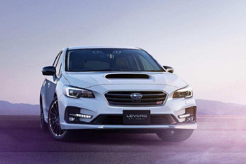 Subaru giới thiệu hai phiên bản mới của dòng Levorg tại thị trường Nhật Bản 13
