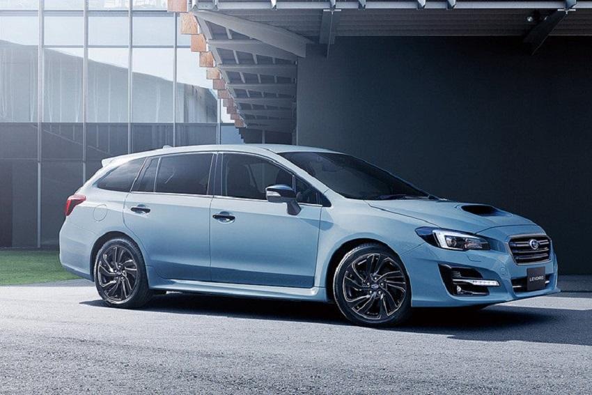 Subaru giới thiệu hai phiên bản mới của dòng Levorg tại thị trường Nhật Bản 15