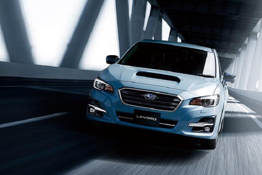 Subaru giới thiệu hai phiên bản mới của dòng Levorg tại thị trường Nhật Bản 16