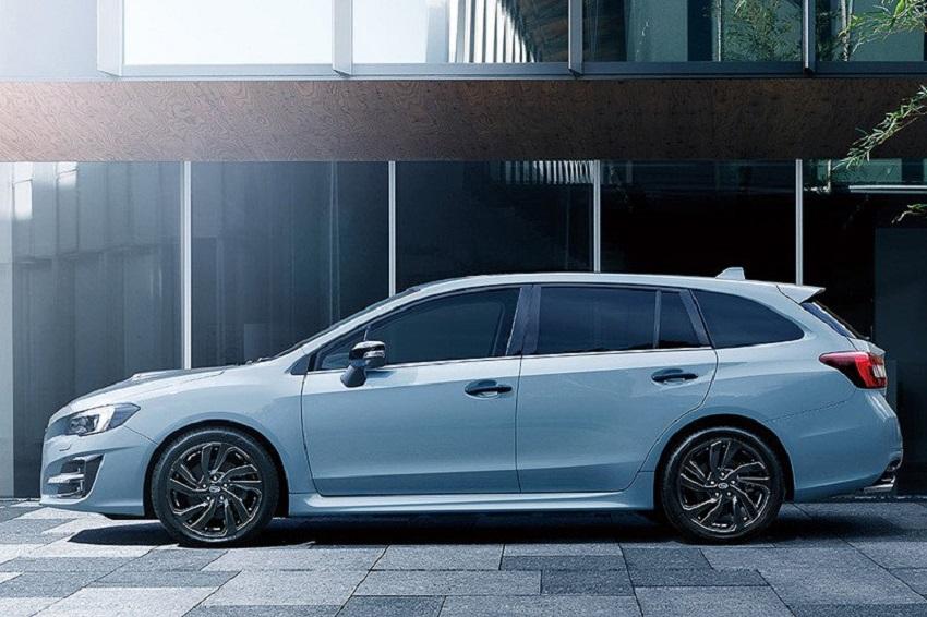 Subaru giới thiệu hai phiên bản mới của dòng Levorg tại thị trường Nhật Bản 17