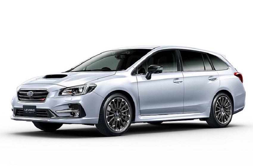 Subaru giới thiệu hai phiên bản mới của dòng Levorg tại thị trường Nhật Bản 2
