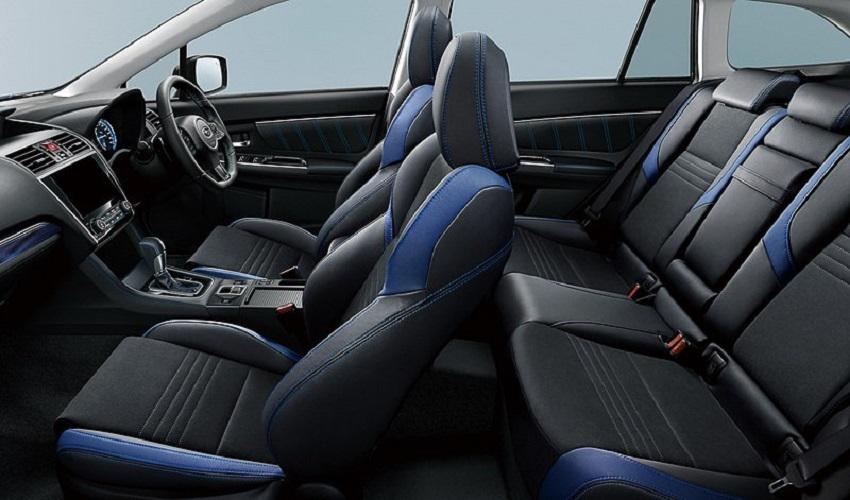 Subaru giới thiệu hai phiên bản mới của dòng Levorg tại thị trường Nhật Bản 24